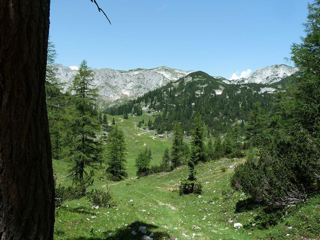 bründlweg gipfel großer ebenstein 2123 m
