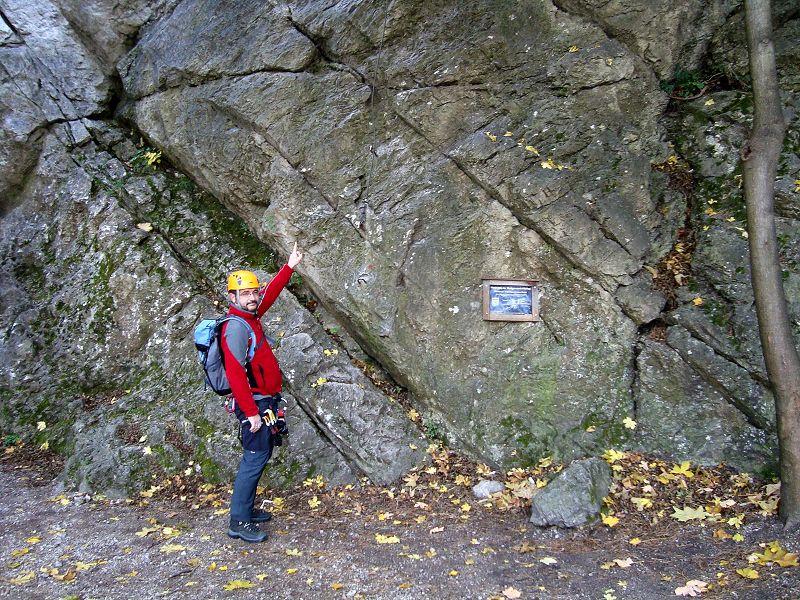 Mödlinger Klettersteig : Mödlinger klettersteig